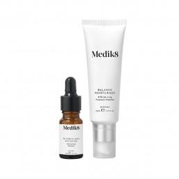 Medik8 Balance Moisturiser & Glycolic Acid Activator Ireland