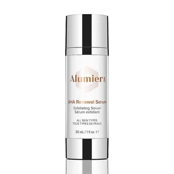 Alumier AHA Renewal Serum Exfoliating Texture Tone Ageing Ireland
