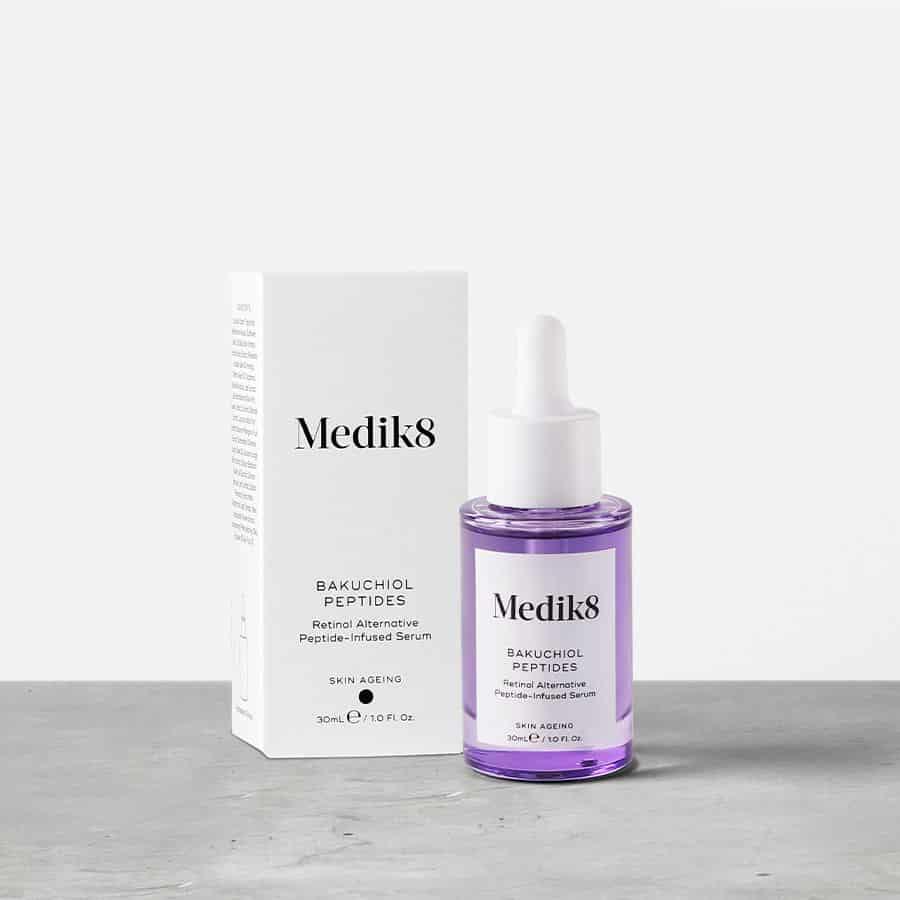 Medik8 Bakuchiol Peptides Retinol alternative, suitable during pregnancy