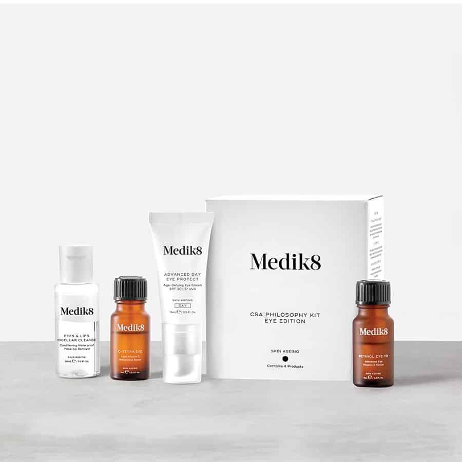 Medik8 CSA Philosophy Kit Eye Edition