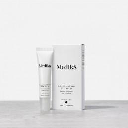 Medik8 Illuminating Eye Balm with cucumber extracts